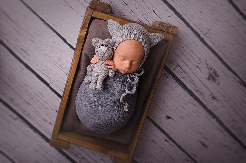 niezapominajka-art fotograf noworodkowy