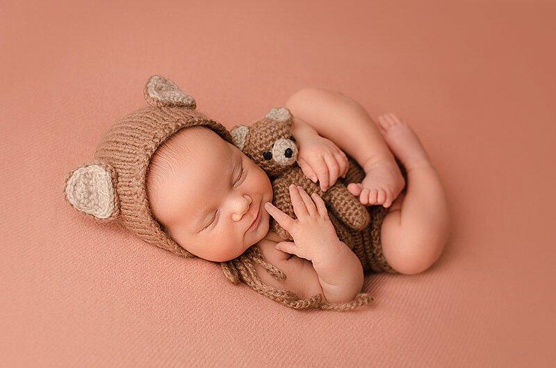 najpiękniejsza pamiątka fotografia noworodkowa