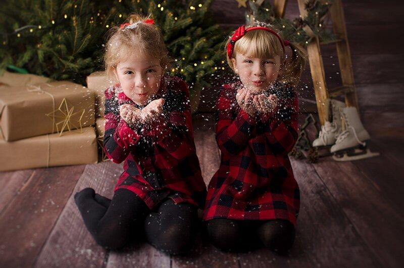 sesja fotograficzna dzieci boże narodzenie opole niezapominajka-art